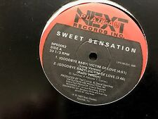 "SWEET SENSATION (GOODBYE BABY) VICTIM OF LOVE 12"" 1987 NP 50062 FREESTYLE"