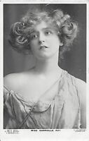 POSTCARD  ACTRESSES  - GABRIELLE RAY