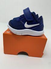 Baby Boys: Nike Flex Contact Shoes, Blue - Size 2c 917935-400