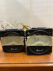 Beechcraft Fuel gauges with PCB