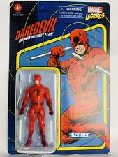 Marvel Legends Daredevil The Man Without Fear Retro Kenner Hasbro Unpunched