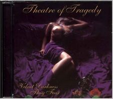 THEATRE OF TRAGEDY VELVET DARKNESS THEY FEAR BRAND NEW SEALED CD