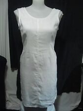 Witchery Ladies Dress in a Snowey White Fabric Size No Tag