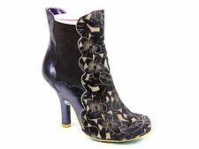 High Heel (3-4.5 in.) Pull On Slim Textile Shoes for Women
