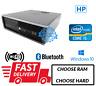 Cheap PC HP 8200 Fast SFF Intel Core i5 2nd Gen. @ 3.10GHz WiFi Win 7/10 Pro
