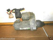 FIAT IDEA 2004-07 GRANDE PUNTO 2006-2010 1.3 JTD STARTER MOTOR D6G32 / 55204116