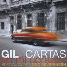 Gil Gutierrez, Pedro Cartas...-En Mi Corazon CD NEW