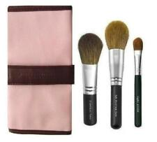 BARE ESCENTUALS bare Minerals * FULL FLAWLESS LIGHT STROKE BRUSH * w/ Pink Roll