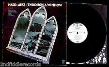 HARD MEAT-THROUGH A WINDOW-Rare Original 1970 Promo Album-WARNER BROS. #WS 1879