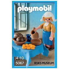 PLAYMOBIL 5067 La Lechera,  Rijks Museum, Milkmaid, J. Vermeer, Rareza, Rare NEW