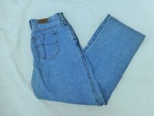 WOMENS LEE RELAXED STRAIGHT LEG JEANS SIZE 10x29 #W1226