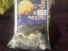 💥HACHETTE MEGA BIKES - No 3 - BMW R 1200 C - DIECAST - BIKE & STAND < MAISTO >