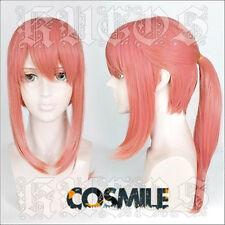 Kobayashi-san Chi no Maid Dragon Kobayashi Ponytail Wig + Hair Cap Cosplay Sa