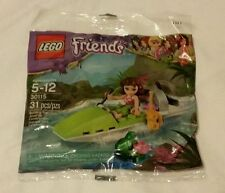 "LEGO SET ""FRIENDS"" JET SKI - 31 PIECES - NEW IN UNOPENED PACKAGE! CHECK IT OUT!"