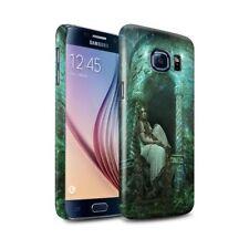Housses et coques anti-chocs dorés Samsung Galaxy S6 pour téléphone mobile et assistant personnel (PDA)