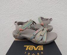 Teva Tirra 4266 Taupe Multi Womens Sport Sandals Size 7m