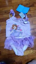 Disneystore Sofia the First Bathing Suit