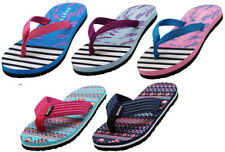 NORTY Girl's Casual Flip Flop Thong Sandals For Beach, Pool or Everyday