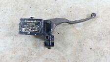 84 Kawasaki ZN700 A ZN 700 LTD front brake master cylinder