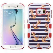 Étuis, housses et coques etuis, pochettes bleus Samsung Galaxy S6 pour téléphone mobile et assistant personnel (PDA)