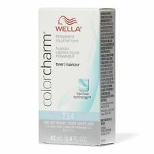 WELLA PROFESSIONALS COLOR CHARM LIQUID HAIR TONER T14 PALE ASH BLONDE 42ML