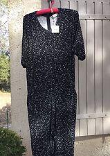 TOP combinaison pantalon AMERICAN VINTAGE taille L 40/42 Doly City  + tote bag