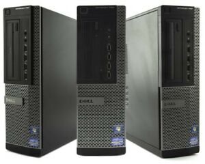 Dell OptiPlex 790 Intel Core i5-2400 CPU @ 3.10GHz,8GB RAM, 500GB HDD, Win10
