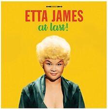 Etta James - At Last (Yellow Vinyl) [New Vinyl] Colored Vinyl, 180 Gram, Yellow,