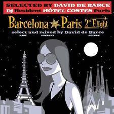 Barcelona Paris 2-Select & mixed by David de Barce (2004, E) Roy Budd, Th.. [CD]