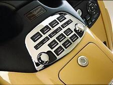 Chrome Radio Accent Panel for 2001-10 Honda Goldwing GL1800 Show Chrome (52-696)