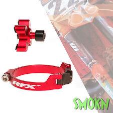 RFX Pro Serie Control de tracción Suzuki Rm 125 250 02-09 Rojo MX