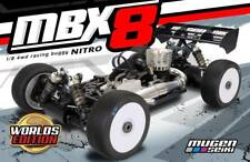 Mugen MBX8 Worlds Edition 1:8 Off-Road Nitro Buggy Kit - E2025