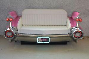 1959 Cadillac Heck Sofa