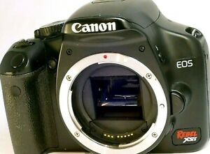Canon EOS Digital Rebel XS1 450D 12MP SLR Camera Body Only AS IS parts Repair