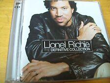 LIONEL RICHIE THE DEFINITIVE COLLECTION  CD  MINT--- MONDADORI