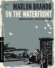 On The Waterfront The Criterion Collecti (Uk Import) Blu-Ray New