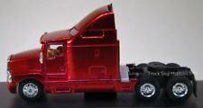 HO 1:87 Malibu International Tandem Axle Tractor w/Sleeper - Candy Apple Red