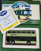 Corgi 911858 Yorkshire Rider Series  Leeds City Metrobus 1-64 Boxed