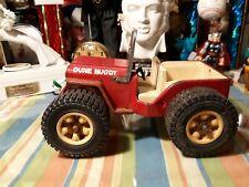 "Vintage Tonka 1970s Jeep ""Dune Buggy"" Red Pressed Steel"