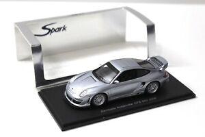 1:43 Spark Gemballa Avalanche GTR 650 silver 2006