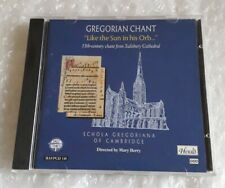 Like the Sun in His Orb: 13th Century chant from Salisbury Cathedral - CD (1995)