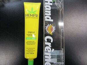 HEMPZ ORIGINAL HYDRATING HERBAL HAND CREME