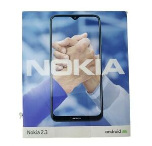 Nokia 2.3 (32GB) - Charcoal Gray  **BRAND NEW**