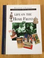 Reader's Digest Journeys Into The Past: Life On The Home Front Hardcover