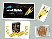 KING Spring + ULTIMA Shock Absorbers  50mm Lift Kit FOR Patrol GQ Y60 SWB