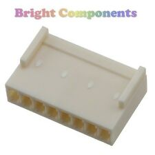 "5x 8-Way 2.54mm / 0.1"" PCB Connector Housing (Molex KK Style) - 1st CLASS POST"