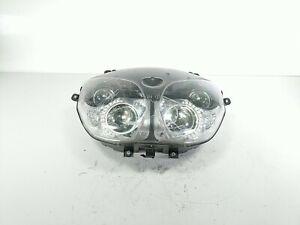 08 Moto Guzzi Norge 1200 Vorne Scheinwerfer Kopf Licht Lampe