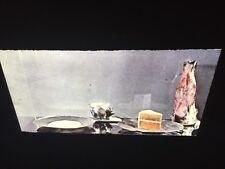 """Claes Oldenburg """"restaurant Objects 1964"""" Pop Art 35mm Art Slide"""