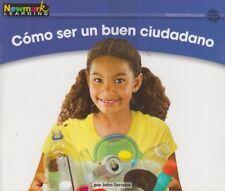 Newmark Learning Spanish: Como ser un buen ciudadano Level G (set of 6)