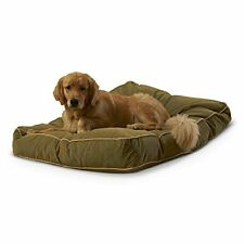 New listing Happy Hounds Buster Large 48 x 36 in. Fern Rectangle Pillow Style Dog Bed
